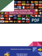 Globalizacion de Nuevas Tecnologías