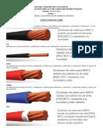 Tipos de Conductores Eléctricos