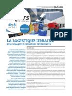 Cahier 18 Logistique Urbaine Aduan