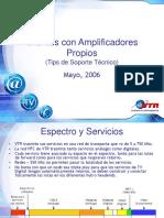 amplificadores.espectro VTR.ppt