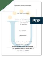 Paso 2 - Presentar Resumen Analítico