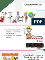 Presentacion Prevencion de Accidente de Trabajo, Autocuidado