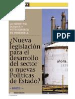Nueva Legislación para el Desarrollo del Sector Petroquímico Parte 1.pdf