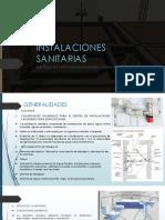 Instalaciones Sanitarias - is. 0.10