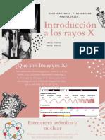 Instalaciones y Seguridad Radiologica.