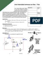 PRACTICA 3 Control Intensidad Luminosa c