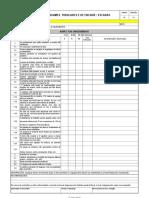 Anexo 58 - Check List - Andaimes e Escadas V1 SME