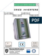 Manual inversor Qseries
