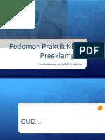 Ppk Preeklampsi Dr.yuni