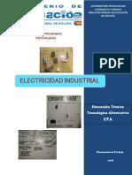Malla Curricular Electricidad Industrial