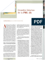 Grandes Falacias de La PRL 1 Psicosociologia