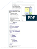Factorización - Wikiversidad