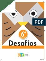 Desafíos Matemáticos Alumnado 6° - JPR504.pdf