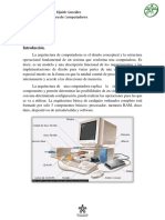 Introducción Arquitectura de Computadores
