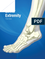Lower Extremity Product Catalog