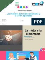Diplomacia Parcial II