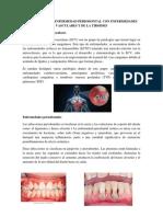 Relación de La Enfermedad Periodontal Con Enfermedades Vasculares y de La Tiroides