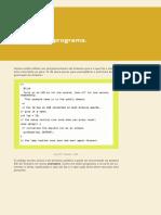 Exemplo de Programa Para Arduino