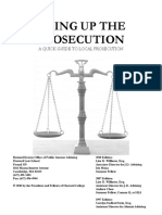 Prosecution 2010