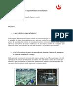 Caso Compañia Manufacturera Sagitario - Trabajo Final