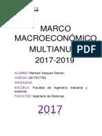 Marco Macroeconomico