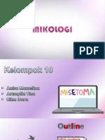 power point mycetoma