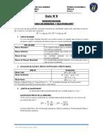 Ind 222 - Guia 8 Funcion de Demanda y Elasticidad