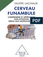 Le Cerveau Funambule_ Comprendr - Lachaux, Jean-Philippe