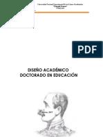 DOCTORADO EN EDUCACIÓN DE LA UNELLEZ 2018