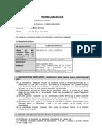 Informe Juridico - Tarea Civil II
