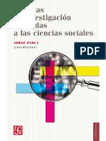 Técnicas de Investigación Aplicadas a Las Ciencias Sociales - Jorge Padua