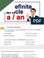 Article a An
