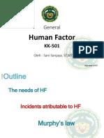 Human Factor 1