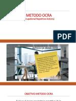 metodologia OCRAS
