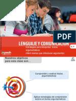 Clase 12 Estrategias Para Interpretar Textos Argumentativos 2015 CEG OK