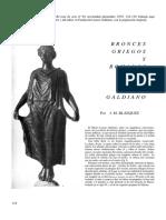 Bronces Griegos y Romanos Del Museo Lzaro Galdiano 0 (1)