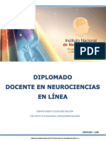 Docente en Neurociencias