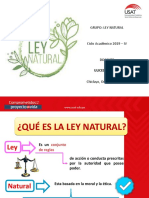 Ley Natural-diapositivas Convertidas a PDF