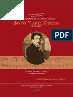 Sixto Maria Durán