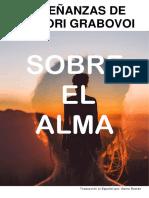 Enseñanza de Grigori Grabovoi sobre el Alma
