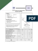 c945 data sheet