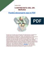 Quinta Entrevista Del Dr. Neruda Revisión de La Traducción 2015