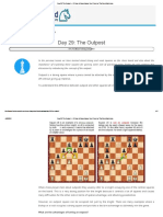 Day 29_ the Outpost — 21 Days to Supercharge Your Chess by TheChessWorld