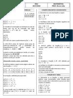 ESA - Funções 1