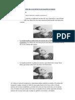 Palpacion de Los Musculos Masticatorios