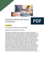Pilar y Jorge Caracterizacion Financiera Juan Esteban Peña Alvarez