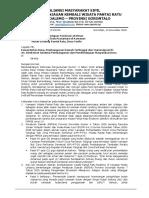 048. Surat keberatan penetapan nominasi wisata Pantai Ratu Boalemo (Kemendes-RI).doc