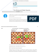 Day 28_ the Strong and Weak Squares — 21 Days to Supercharge Your Chess by TheChessWorld