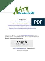 Compound Interest Worksheet Easy Medium 1