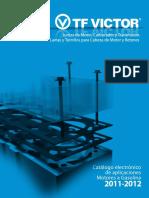 Catalogo Tf Victor 2012